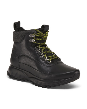 All Terrain Waterproof Leather Boots