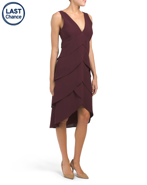 Sleeveless Cocktail Dress