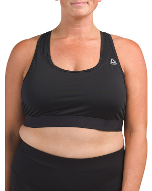 Plus Active High Speed Impact Bra