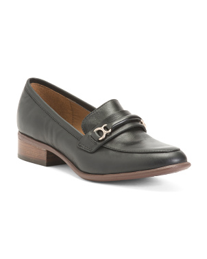 Comfort Leather Loafers