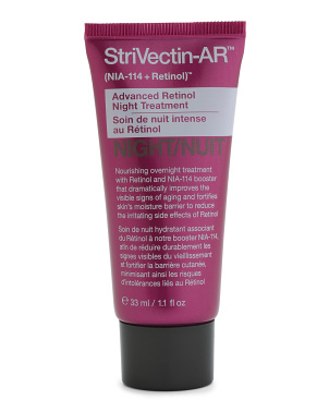 1.1oz Advanced Retinol Night Treatment