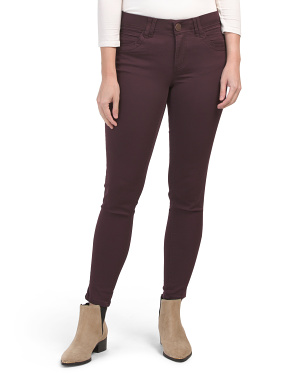 Ab Tech Ankle Jeans