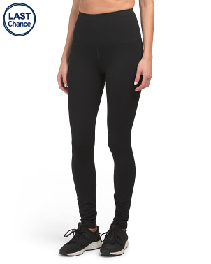 High Waist Hypertek Ankle Leggings