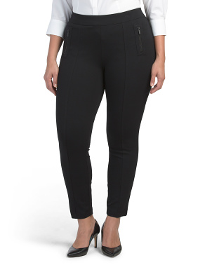 Plus Florence Stretch Compression Pants
