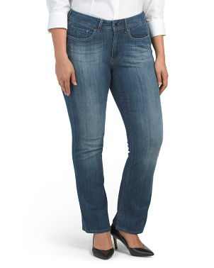 Plus Fit Solutions Slim Maker Bootcut Jeans