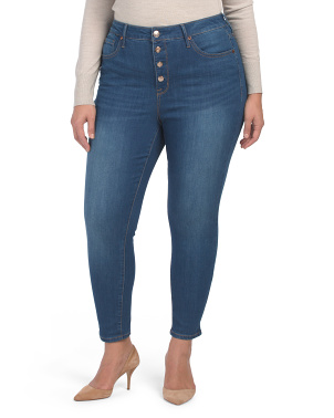 Plus Ultra High Rise Skinny Jeans