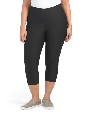 Plus Active Tummy Control Capris
