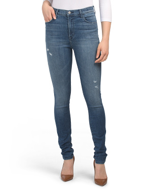 Carolina Super High Rise Skinny Jeans