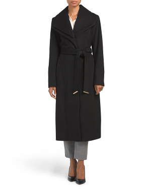 Wool Blend Alice Walker Coat