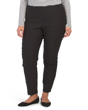 Plus Madison Stretch Pants