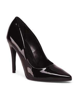 Made In Italy Patent Leather Pumps