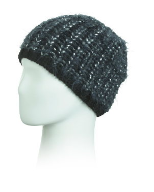 Made In Italy Eye Lushes Beanie