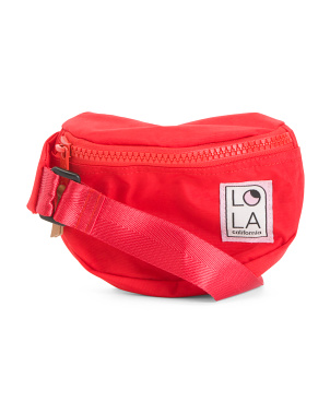 Mondo Moon Beam Small Nylon Belt Bag