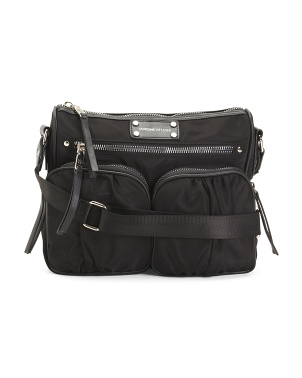 Large Nylon Crossbody
