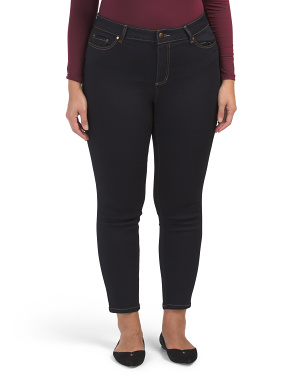 Plus Muffin Top Eliminator Jeans