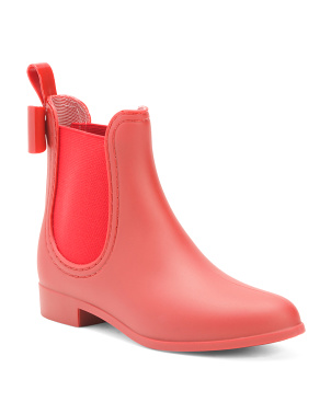 Matte Twin Gore Rain Booties