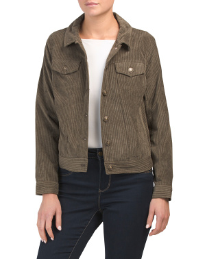French Corduroy Jacket